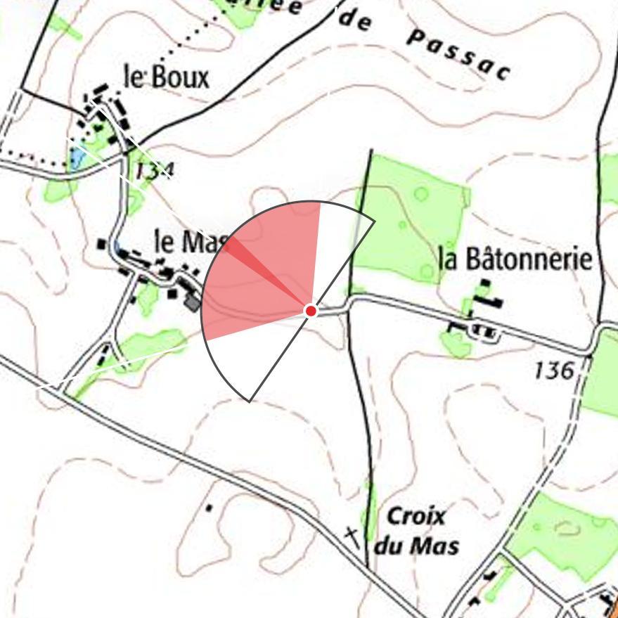 point de vue 4_ projet éolien de Blanzay