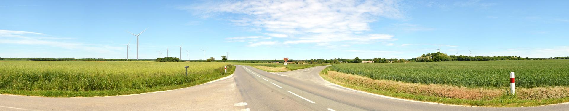 Photo panoramique